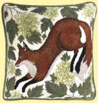 Bothy threads TAP02 embroidery Tapestry range - Catherine Rowe - Spring Fox