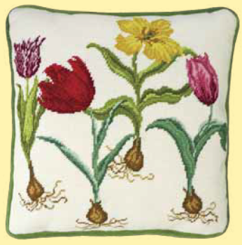 Bothy threads TAP05 embroidery Tapestry range - Traditional and Modern Tapestries - Tulip