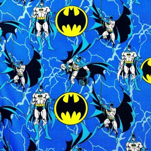 Batman Fabric 100% cotton