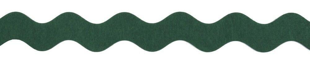 green ric rac