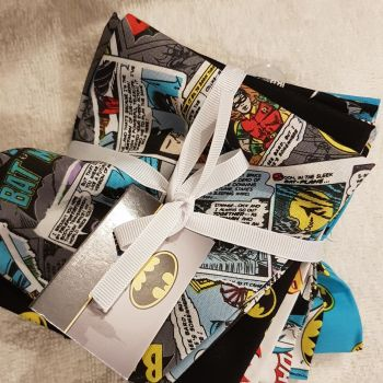 DC Batman STAX fat quarter pack