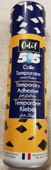 Odif temporary spray adhesive adhesive
