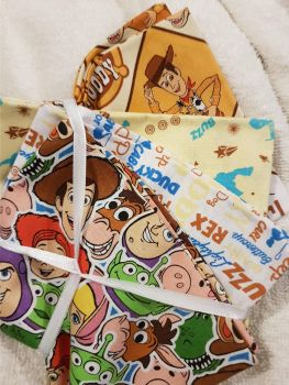 Stax Disney Toy storey fat quarter pack 1