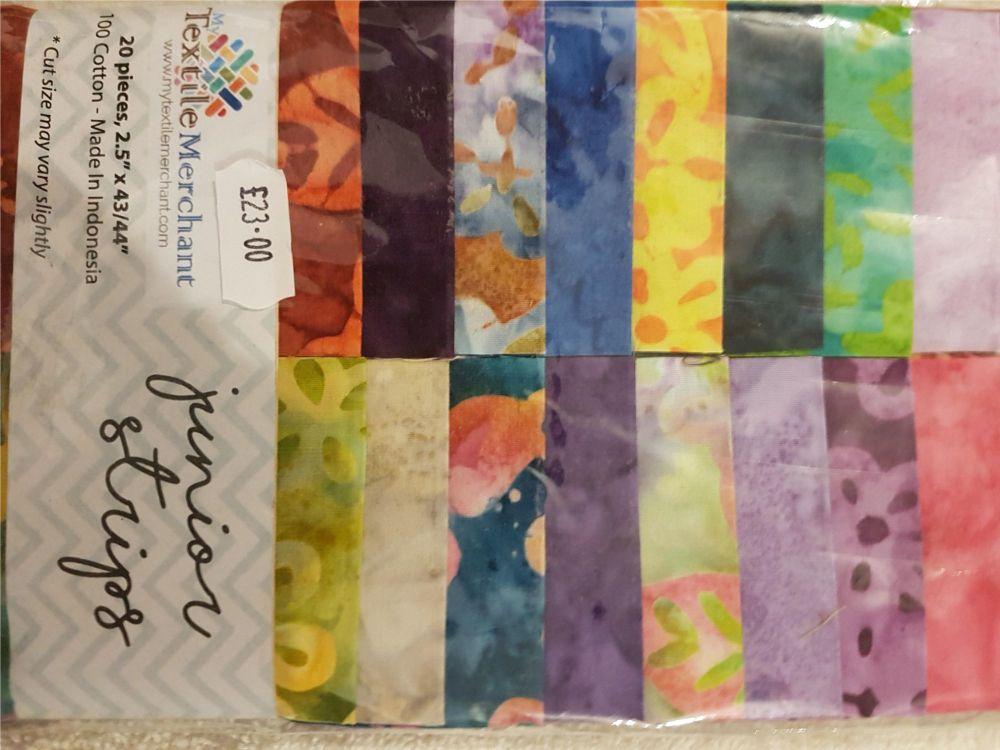 Textile merchants 20 x 2.5