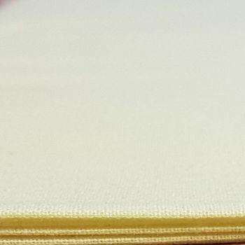 Craft cotton co 2230-35 homespun PD lemon 100% Cotton Fabric PRICED PER 0.5 (HALF) METER