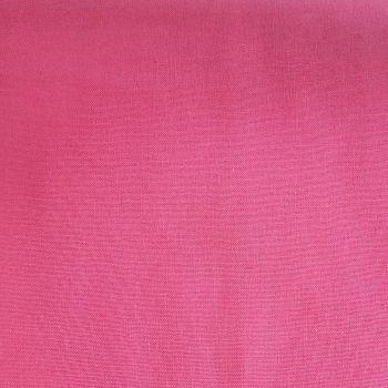Craft cotton co 2230-19 homespun PD fuschia 100% Cotton Fabric PRICED PER 0.5 (HALF) METER