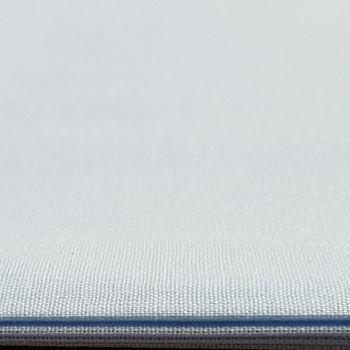 Craft cotton co 2230-46 homespun PD pale blue 100% Cotton Fabric PRICED PER 0.5 (HALF) METER