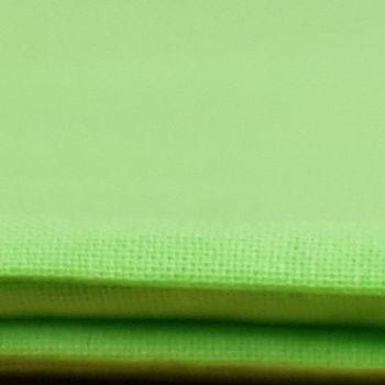 Craft cotton co 2230-86 homespun PD bright green 100% Cotton Fabric PRICED PER 0.5 (HALF) METER