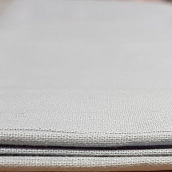 Craft cotton co 2230-05 homespun PD silver 100% Cotton Fabric PRICED PER 0.5 (HALF) METER