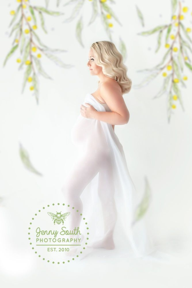 Maternity Spring photo shoot