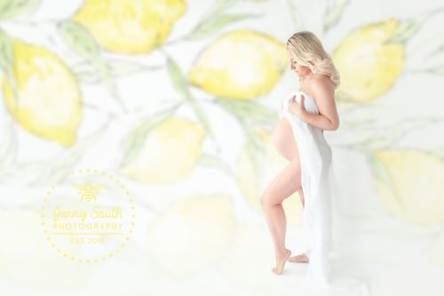Lemon Maternity session