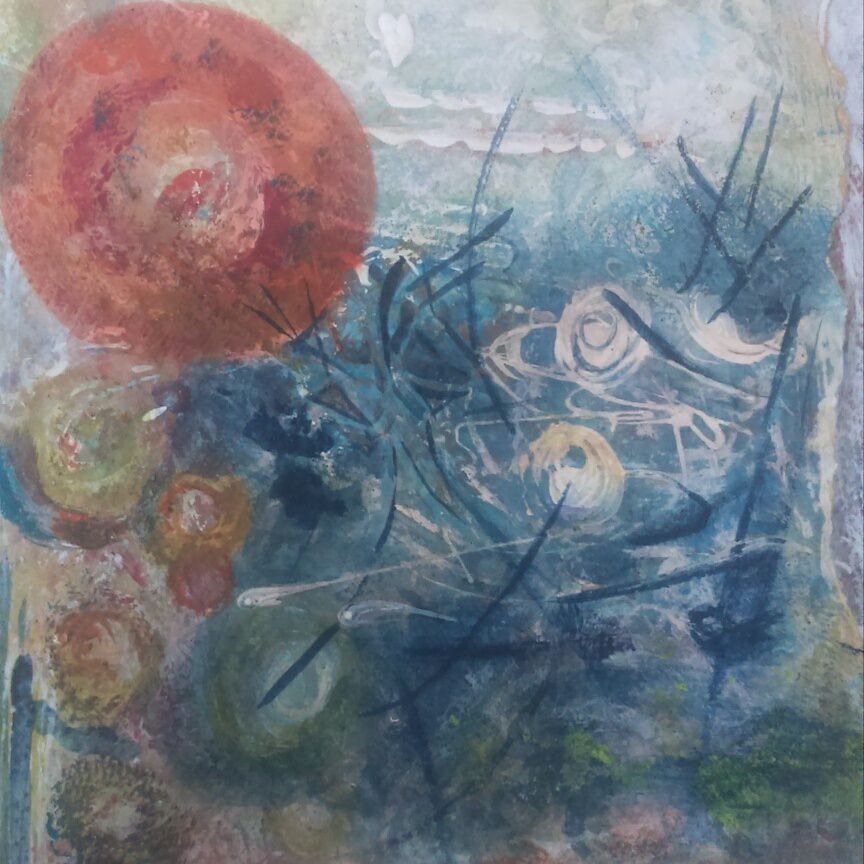 Deborah H Lewis - Artist of the month for June