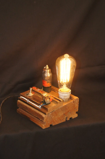 Reclaimed Lamps