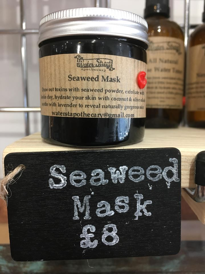 Seaweed Face Mask