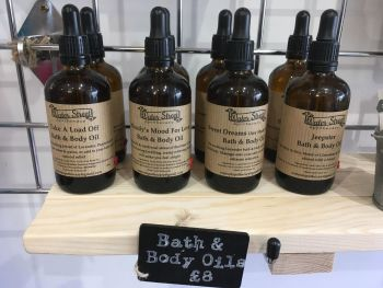 Moody's Mood for Love Bath and Body Oil