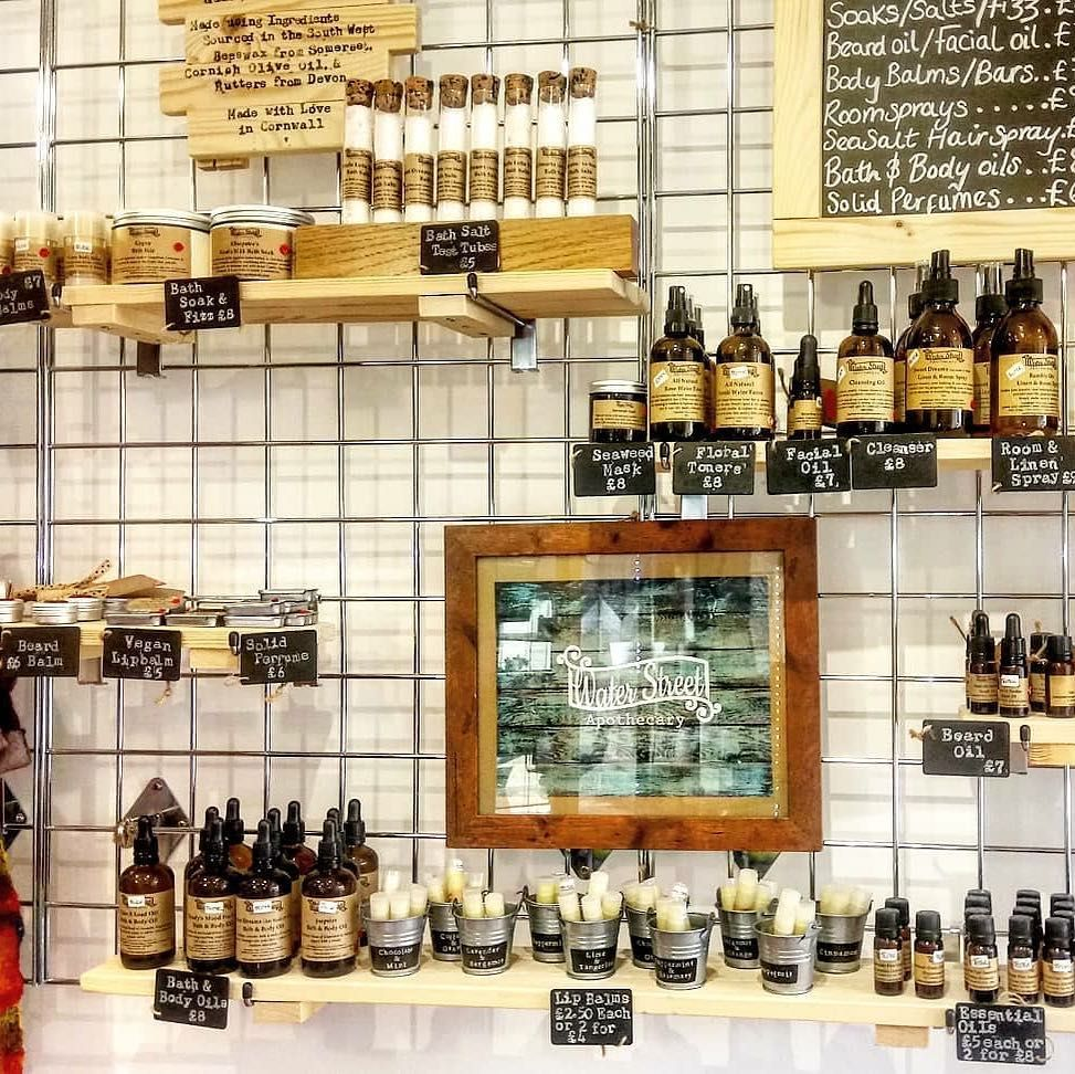 Water Street Apothecary - Natural Cornish Skincare