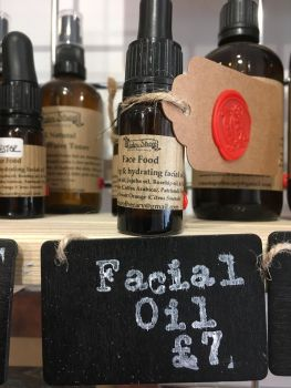 Face food - Nourishing Facial Oil