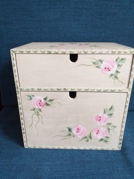 Recycled ikea chest of drawers