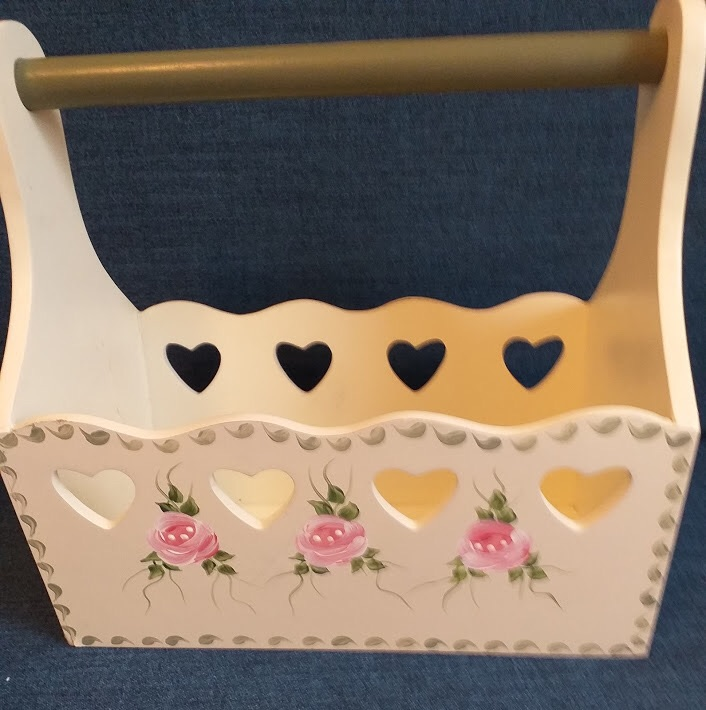 Recycled trug