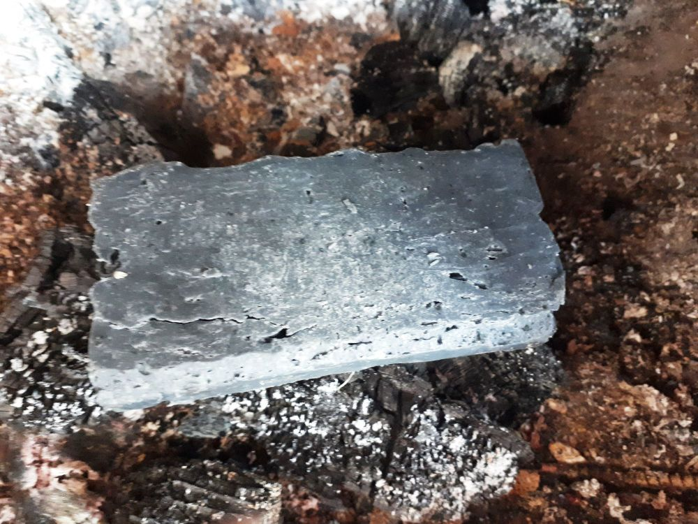 Black Activated Charcoal Soap for Problem Skin