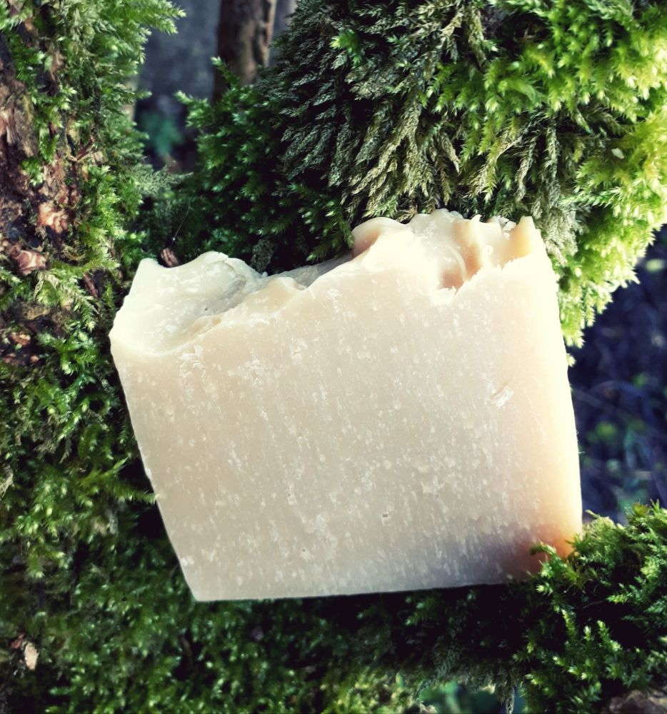 Bohemia - Patchouli & Oakmoss Organic Soap