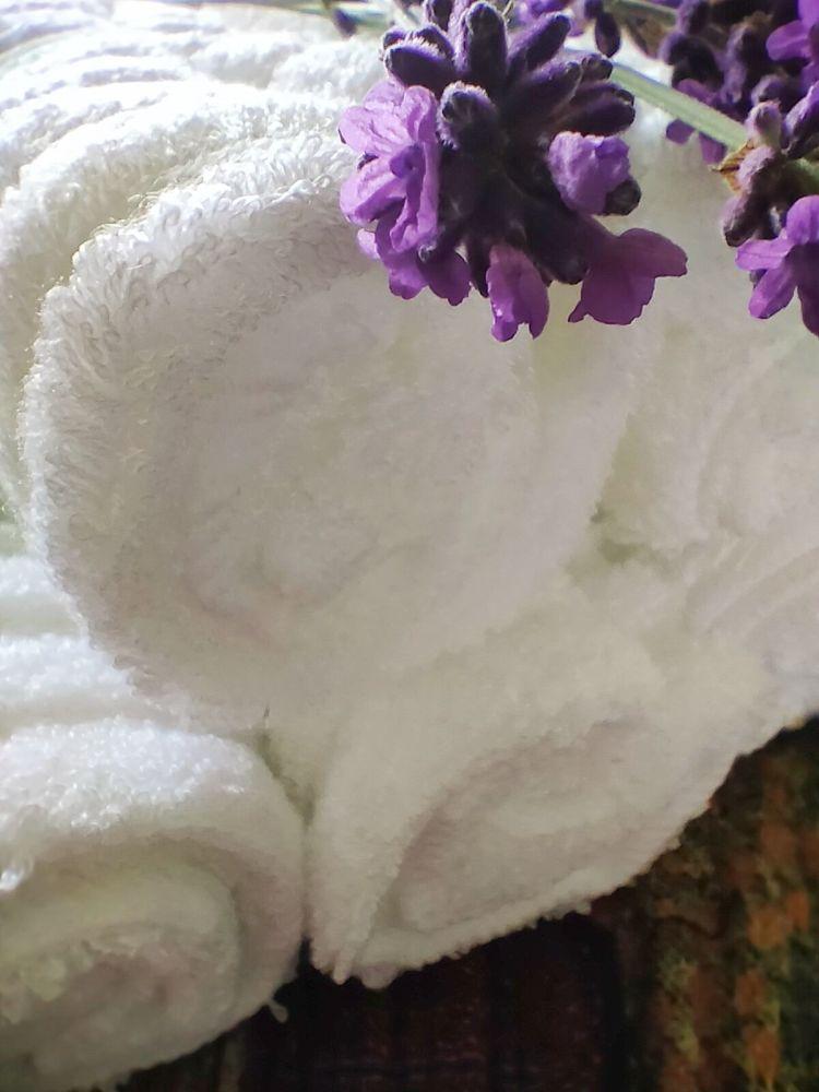 Luxury Organic Bamboo Wash Towel