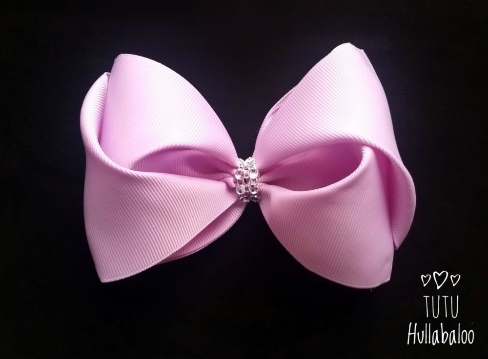 Pastel Twisted Tux Bow