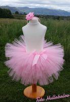 Plain Tutu Pink - Child