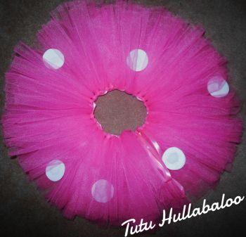 Spotty Tutu Pink - Child