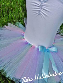 Lilac/Blue/Mint/Pink/Ivory Tutu - Child