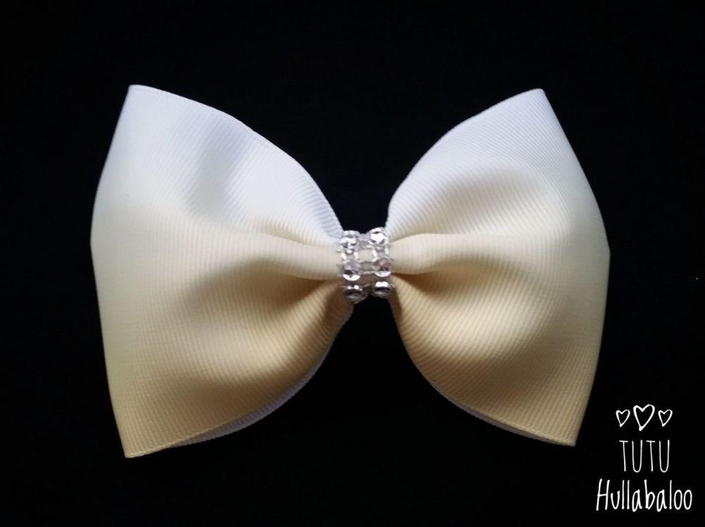 Ombre Tux Bow