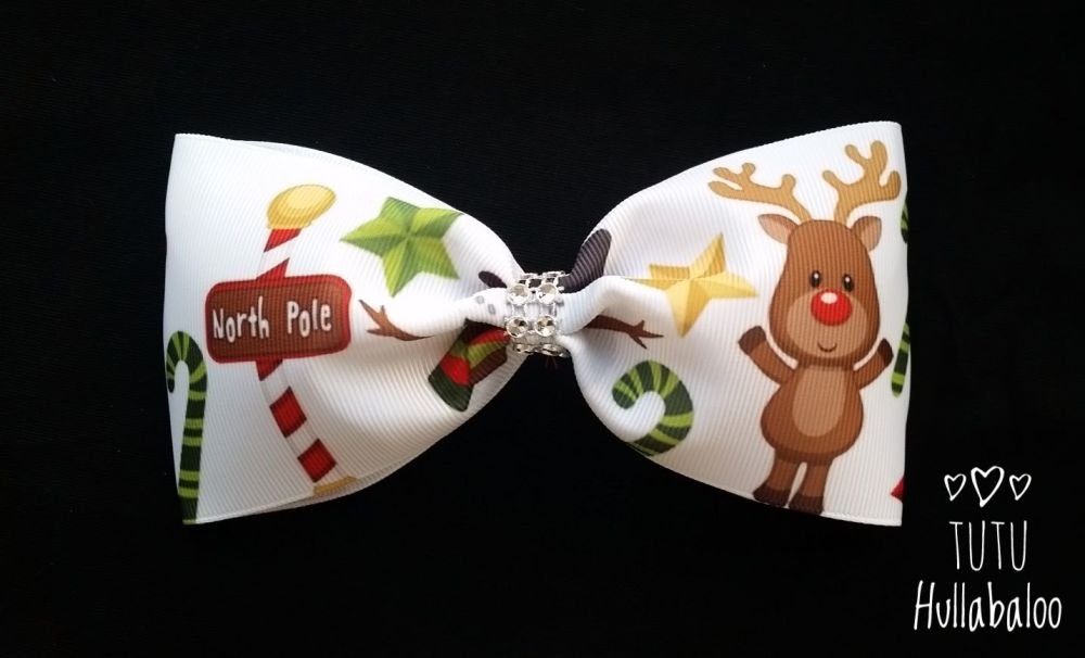 It's Christmas! Tux Bow