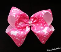Unicorn Pink Mega Bow