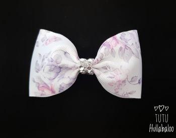 Flower Cayla Tux Bow