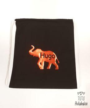Gym Bag Elephant