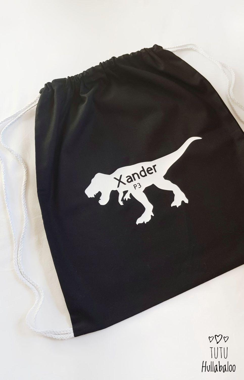 Gym Bag T-rex