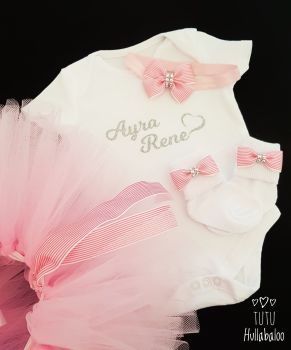 Personalised Tutu + Top Set