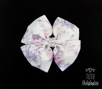 Flower Cayla Double Tux Bow