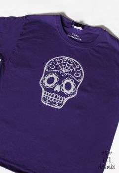 Skull Vest/Tshirt