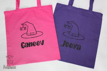 Tote Bag Witch's Hat