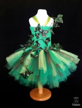 Green Ivy Dress