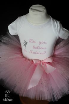 I believe in Fairies Tutu + Top Set