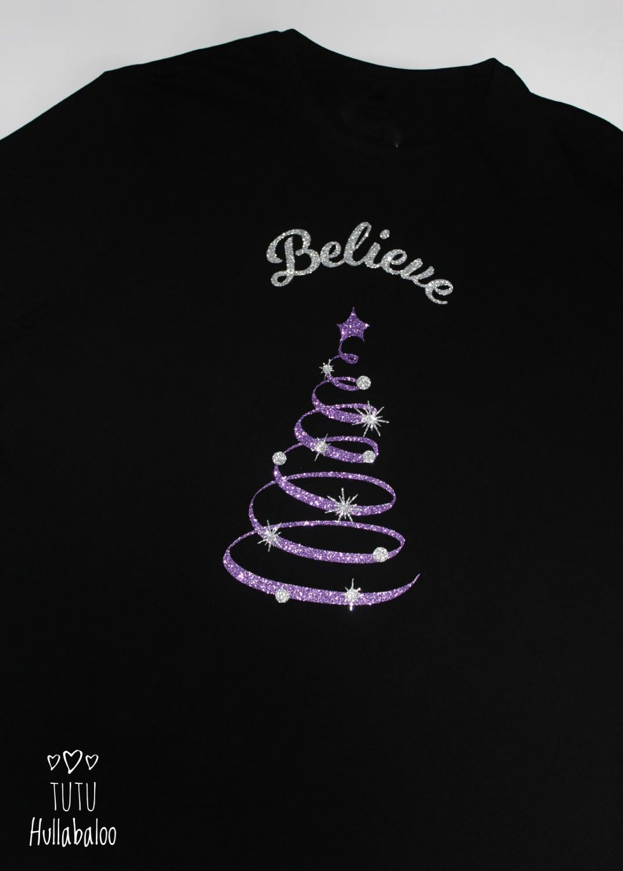 Believe Tree Tshirt