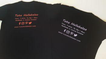 Tutu Hullabaloo Tshirts