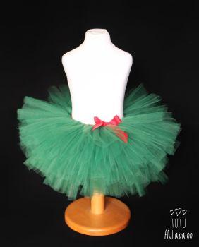 Green/Red Tutu - Child
