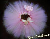 Plain Tutu Pink/Lemon - Child