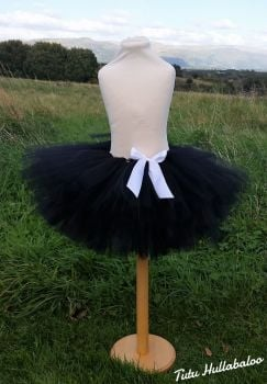 Plain Tutu Black - Child