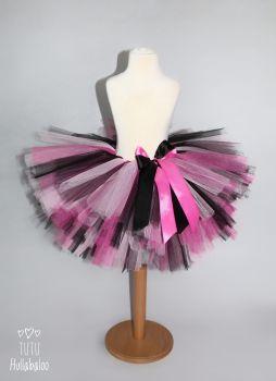 Pink/Pink/Black Tutu - Child