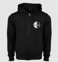 Hoodie Zipped - The Drop Circle