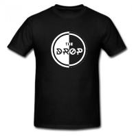 Tshirt Black - The Drop Circle